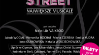"""Pod koniec marca w Filharmonii Białostockiej zaprezentowany zostanie spektakl Broadway Street – The Show, którego twórcą jest Jakub Wocial. Zadebiutował on w """"Tanz der Vampire"""" Romana Polańskiego, a aktualnie gra […]"""