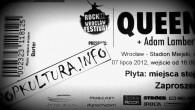 Zorganizowany przez nas konkurs, w którym każdy z Was mógł zawalczyć o bilet na koncert Queen + Adam Lambert, który odbędzie się już 7 lipca we Wrocławiu, cieszył się bardzo […]