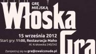 """15 września o godzinie 11:00 w Warszawie rusza kolejna gra miejska. Tym razem pod nazwą """"Włoska gra"""". """"Włoska gra"""" jest kierowana głównie do osób, które uwielbiają klimaty lat czterdziestych. Nie […]"""