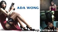 Agentka specjalna Ada Wong pochodzi z Chin i regularnie pojawia się w grach z serii Resident Evil.