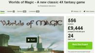 Polskie studio Wastelands Interactive ogłosiło na Kickstarterze nowy projekt. Chodzi o zebranie 30 tysięcy funtów na stworzenie gry Master of Magic.