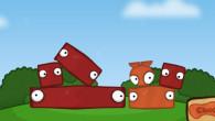 Zagraj w Pomarańczowy do Pomarańczowego – to zabawna gra z gatunku gry logiczne z klockami i innymi kształtami. Pomarańczowa kula chce dotrzeć do swojego przyjaciela – pomarańczowej kostki, ale nie […]