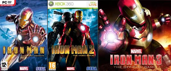 Gry-Iron-Man