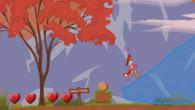 W Rysunkowa Ucieczka, jak sam tytuł wskazuje, chodzi o to by rysować różne figury które pozwolą nam przedostać się do następnej planszy.