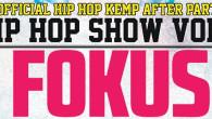 Już 30 sierpnia o godzinie 19:00 rozpocznie się Hip Hop Kemp After Party Vol. 1, czyli hip-hopowe zakończenie wakacji.