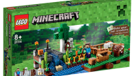 LEGO Minecraft można nazwać swego rodzaju symbolem. Symbolem tego, jak obecnie wygląda kultura popularna, w której mieszają się najróżniejsze media. Dzieła z jednych mediów przechodza do kolejnych, by zataczając koło […]