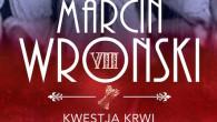 """""""Kwestja krwi"""" Marcina Wrońskiego to czarny kryminał z ciekawą fabułą. W wersji audio czyta go Tomasz Sobczak."""