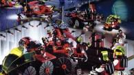 Seria pojawiła się w roku 1990 i trwała oficjalnie w katalogach do 1993. Kolorystyka modeli to klasyczna czerwień i czerń, przeplatana z transparentnymi neonowo-zielonymi elementami. Miała jeszcze jedną opcję, która […]