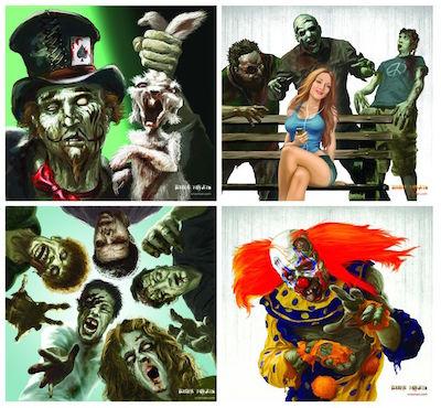 tarcze-strzelnicze-zombie-obrazki