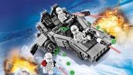 Nie sposób podejść obiektywnie do połączenia obiektów tak wielkiego kultu będących jednocześnie nośnikami tak mocnych emocji, jakimi są klocki LEGO i seria filmów Star Wars. Już od czasu zapowiedzi nowego […]