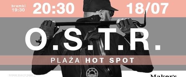 Od 17 lipca można organizować koncerty w klubach oraz na otwartych przestrzeniach. Jednym z pierwszych imprez we Wrocławiu będzie występ O.S.T.R. na HotSpocie 18 lipca.